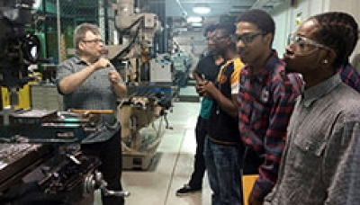 Join the Manufacturing Careers Internship Program (MCIP)!